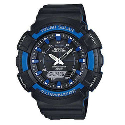 Casio AD-S800WH-2A2 Black Resin Watch for Men