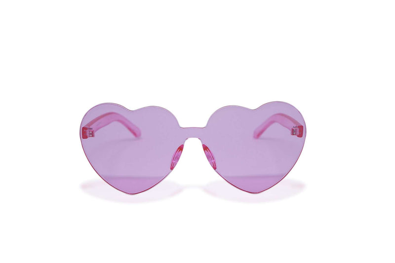 EyeMarie Havier-Pink UV400 Protection Sunglass for Women