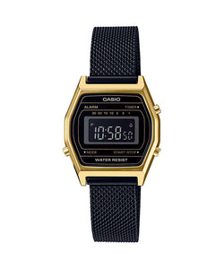 Casio LA690WEMB-1BDF s Black Watch for Women