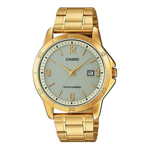 Casio MTP-VS02G-9A Gold Plated Watch for Men