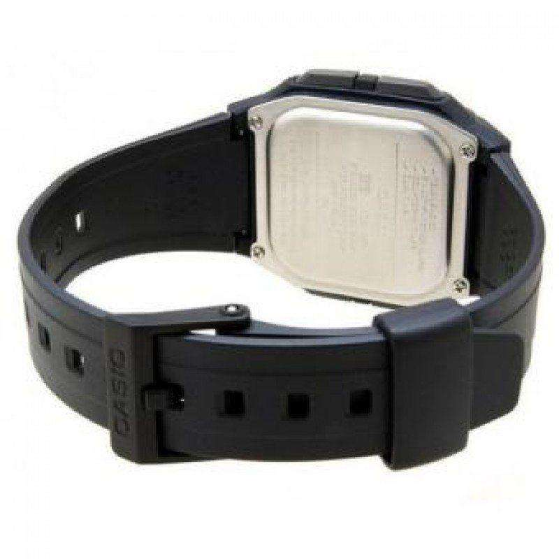 Casio DB-36-9A Black Watch For Men and Women - Watchportal Philippines