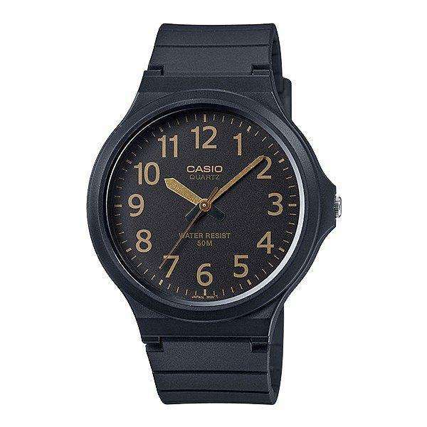 Casio Standard Unisex Black Resin Strap Watch- MW-240-1B2VDF ( One Size ) - Watchportal Philippines