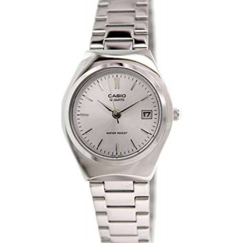 Casio LTP-1170A-7A Silver Stainless Steel Watch for Women - Watchportal Philippines