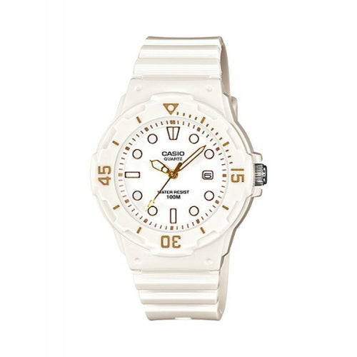 Casio LRW-200H-7E2 White Resin Strap Watch for Women - Watchportal Philippines