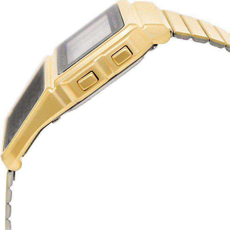 Casio DBC-611G-1D Gold Plated Calculator Watch For Men and Women - Watchportal Philippines