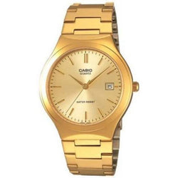 Casio MTP-1170N-9A Gold Plated Watch for Men and Women - Watchportal Philippines
