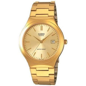 Casio MTP-1170N-9A Gold Plated Watch for Men and Women