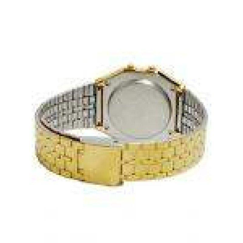 Watches - Casio Vintage Women's Gold Plated Stainless Steel Strap Watch- LA680WGA-1D