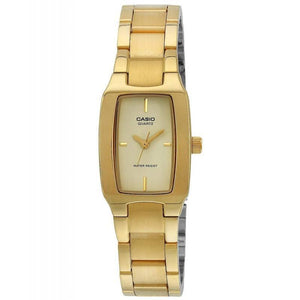 Casio Vintage LTP-1165N-9C Gold Plated Watch for Women
