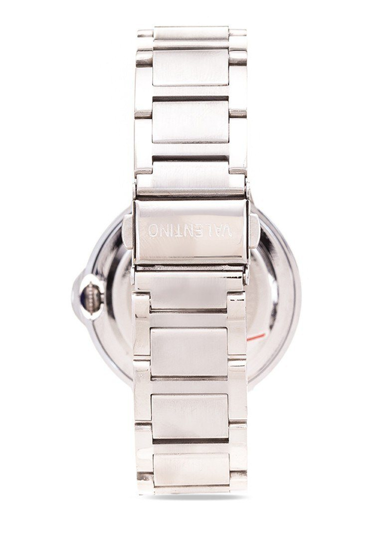 Watches - Valentino CLASSIC CARTIER MTL IPS WOMEN  STAINLESS BAND Strap Watch 20121920-SILVER DIAL