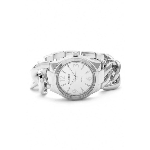 Watches - Valentino MK FASHION STYLE WOMEN  FASHION METAL - ALLOY Strap Watch 20121769-SILVER