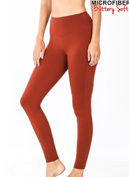 Wide Waistband Leggings ASHE