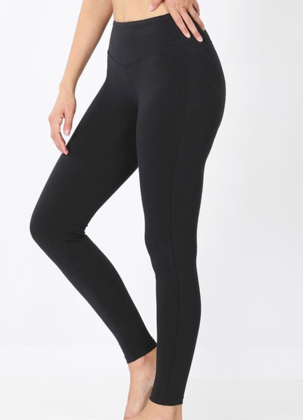 Cotton Leggings KNOX