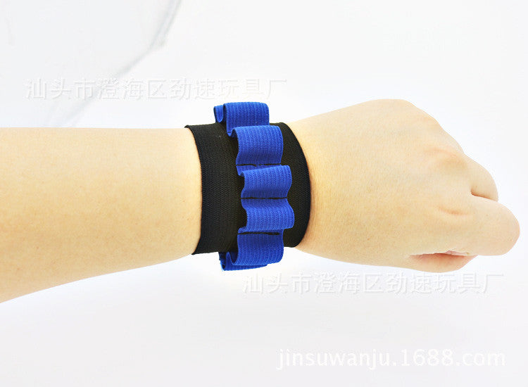 Toy Gun Wristband For Nerf