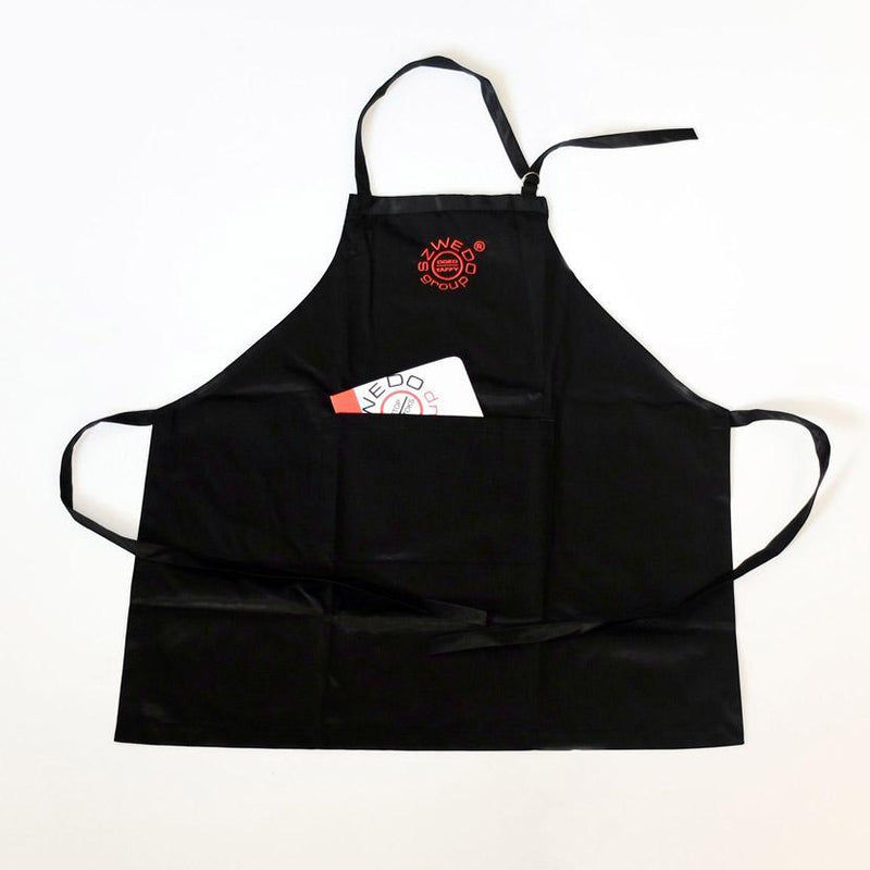 Esteem Excellence Academy Esteem Apron with Logo (Black)
