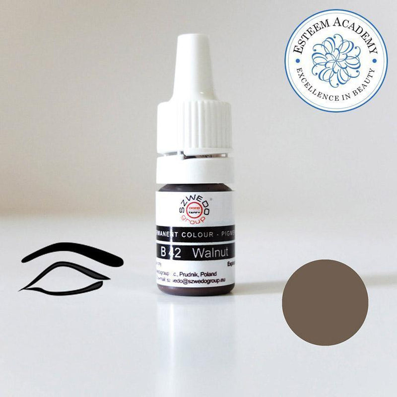 Szwedo Group B42 Walnut - Eyebrow Pigment