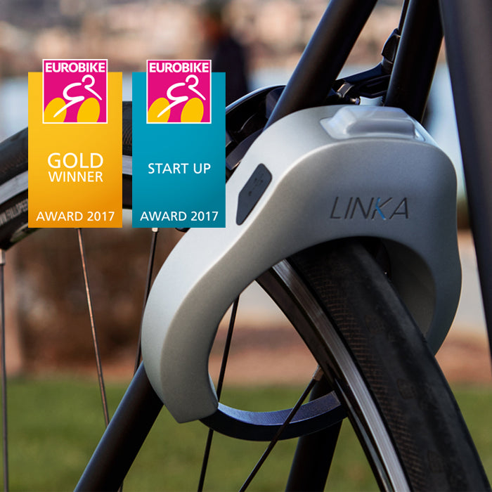 LINKA wins GOLD at Eurobike. Plus: A giveaway!