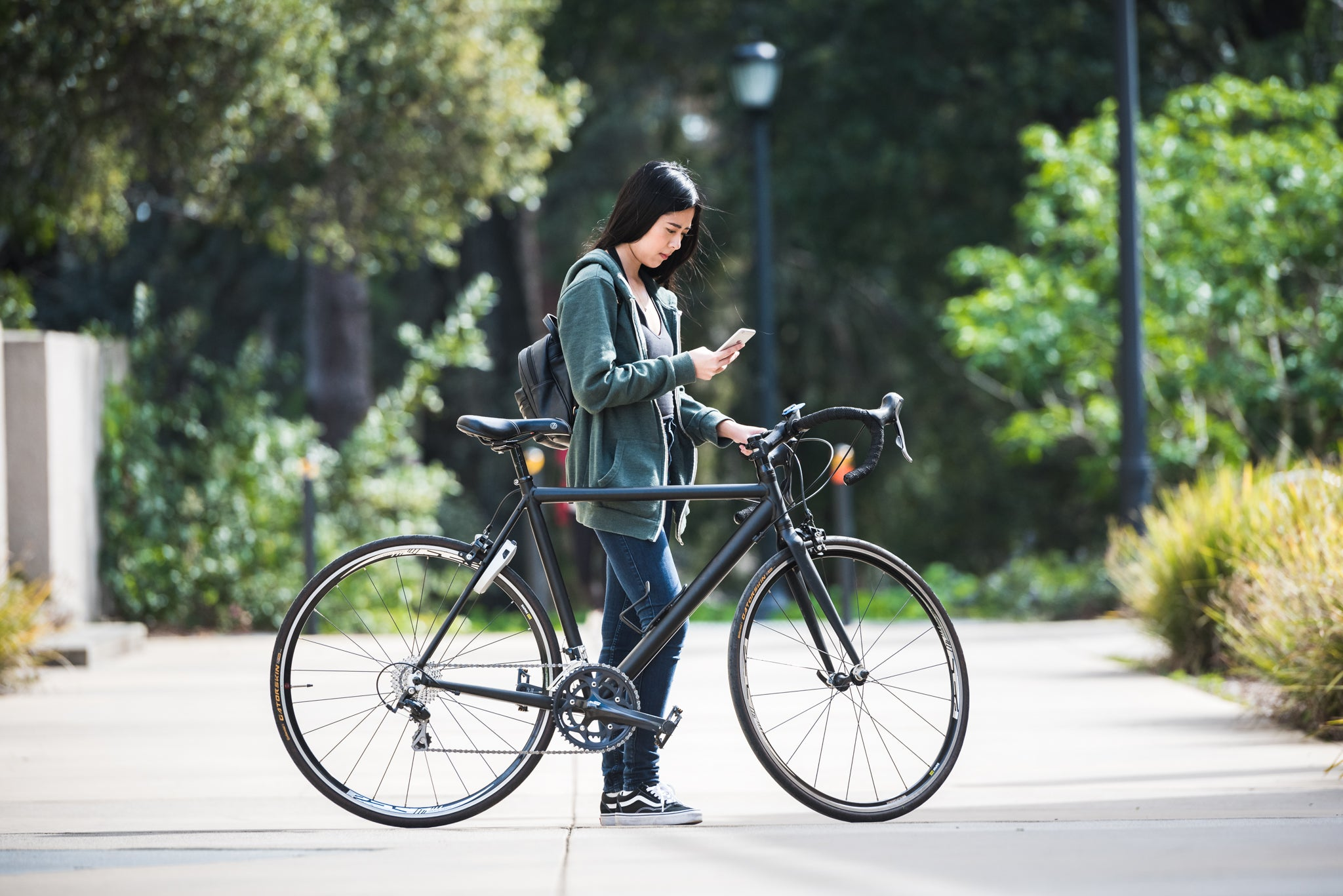 Share your bike with LINKA Smart Bike Lock and App