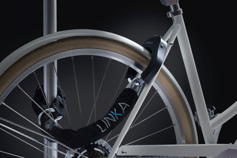 LINKA Urban Package - Smart Bike Lock with Chain