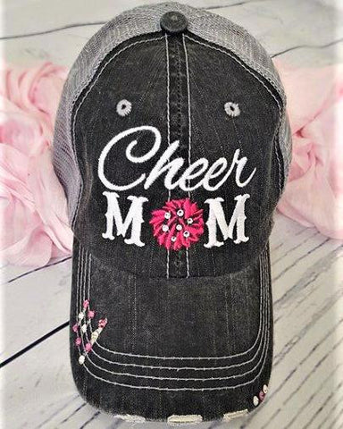 1ad24a7d8f4 Cheer Mom Trucker Hat – HipChix