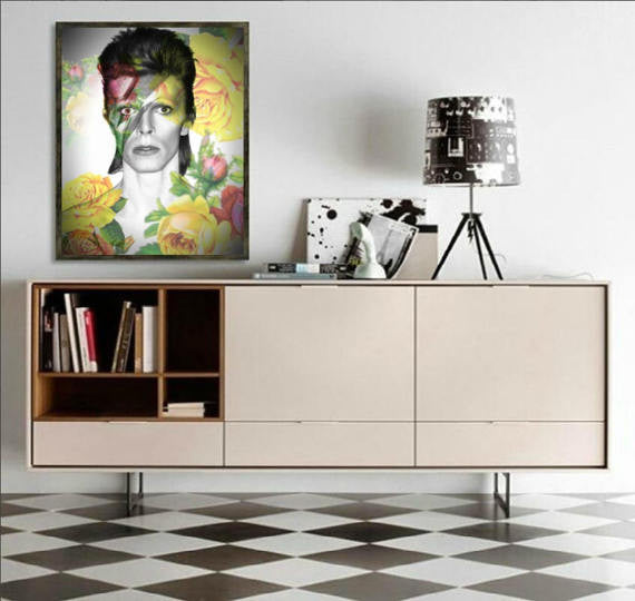 David Bowie Art for Sale