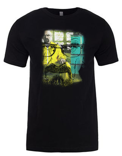 Breaking Bad T-Shirt by Lisa Jaye