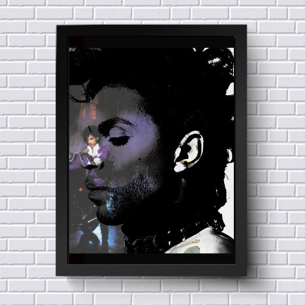 Prince Wall Art Poster Canvas