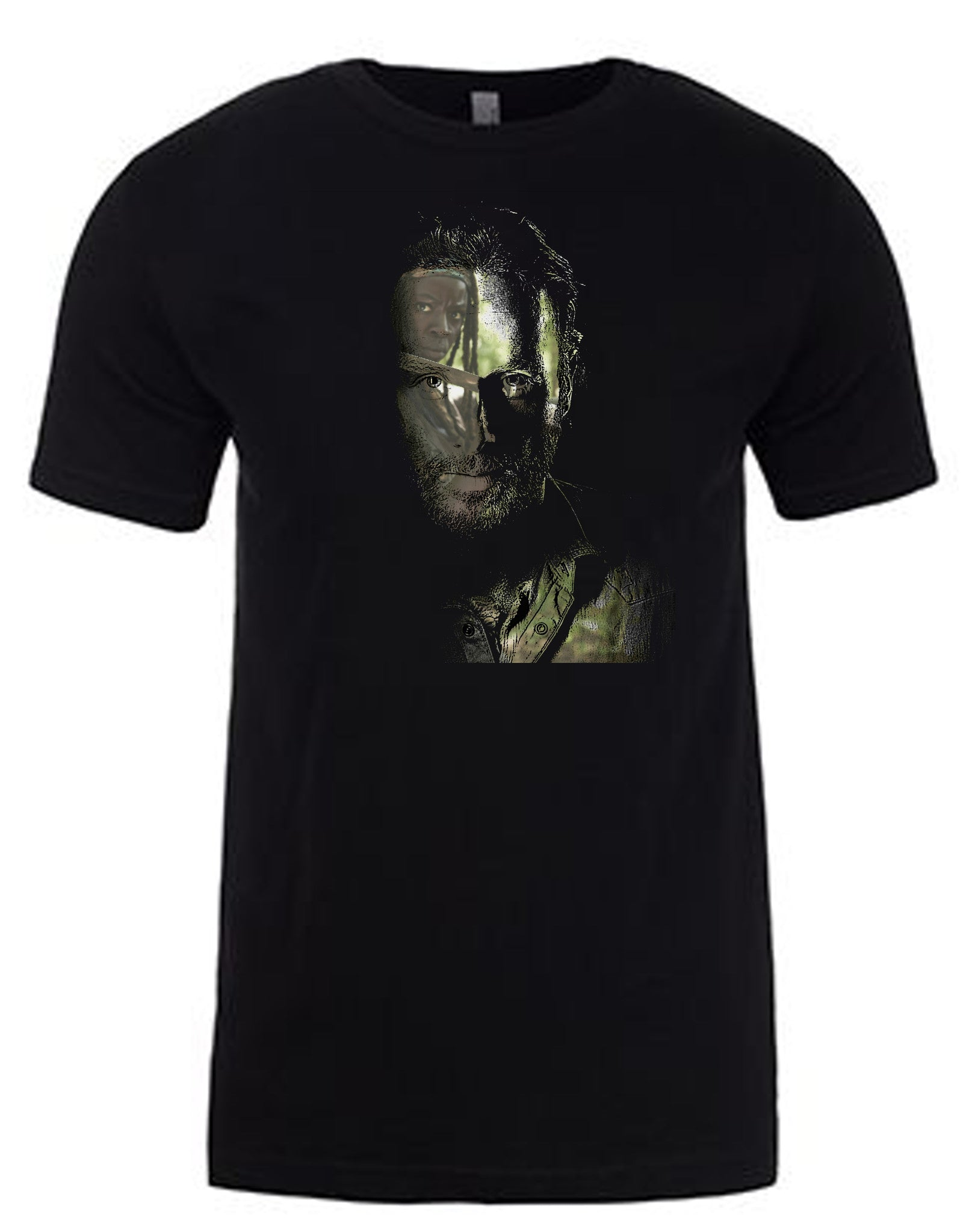 Rick Grimes T-Shirt by Lisa Jaye