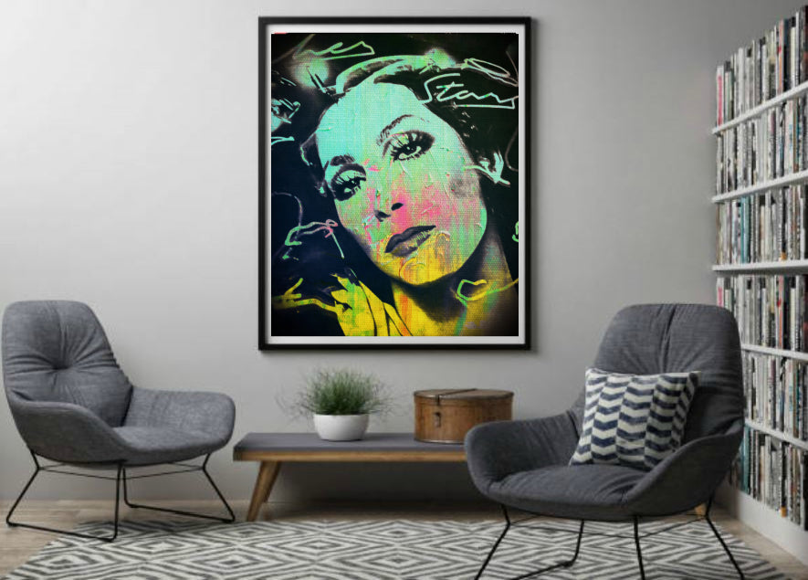 Cher Pop Art Prints