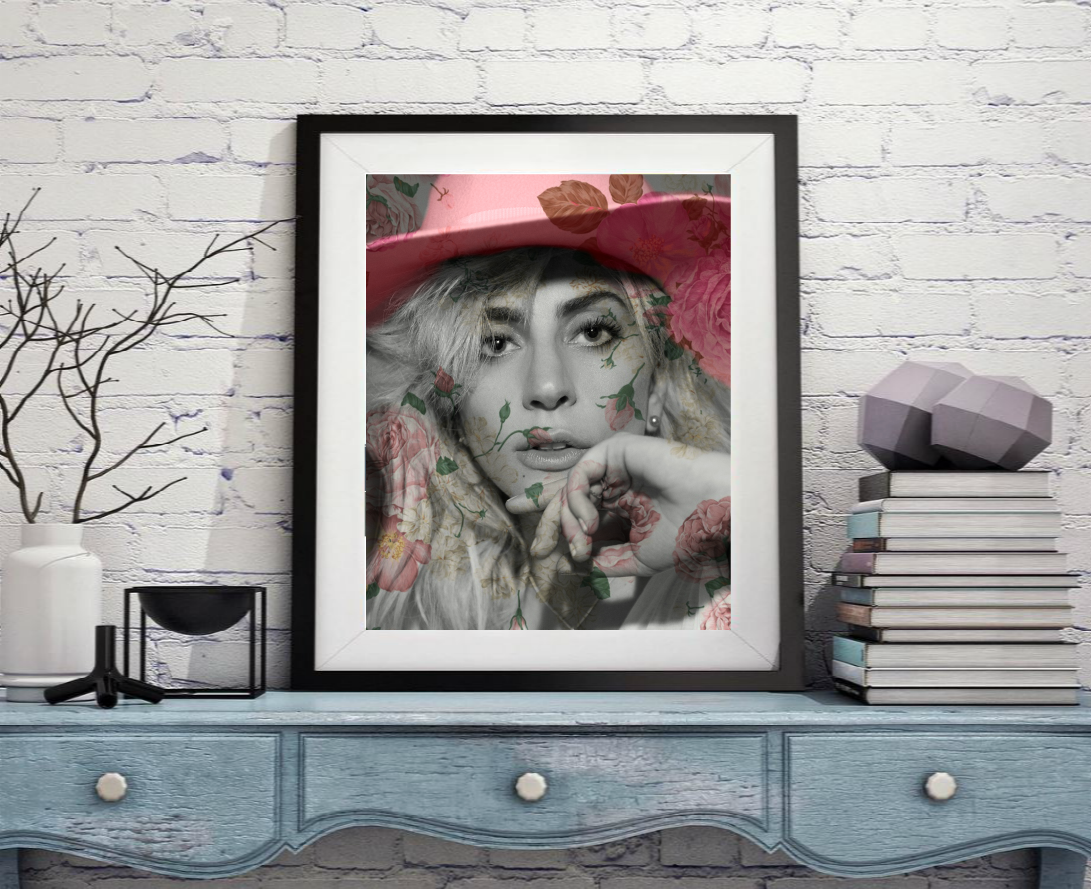 Lady Gaga Joanne Artwork