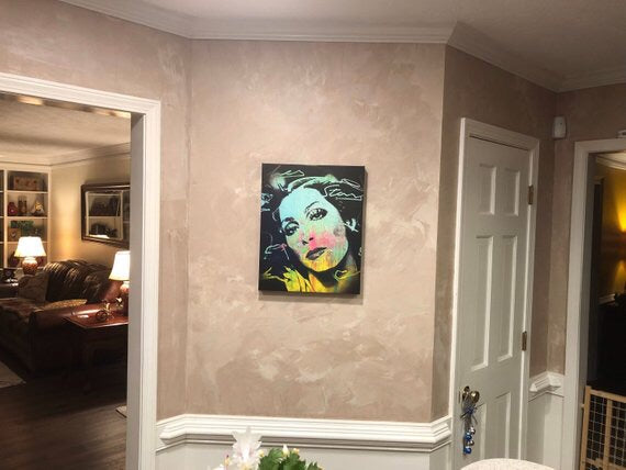 Cher Wall Art  | Lisa Jaye Art Designs