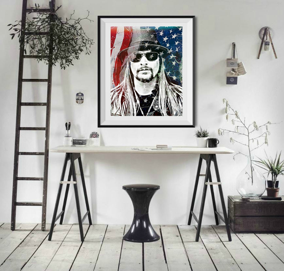 Kid Rock Artwork for Sale