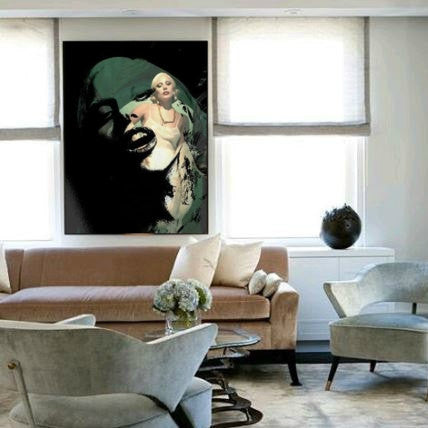 Lady Gaga American Horror Story Artwork, Art, Poster for sale