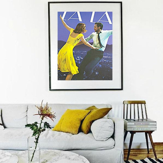 La La land movie art