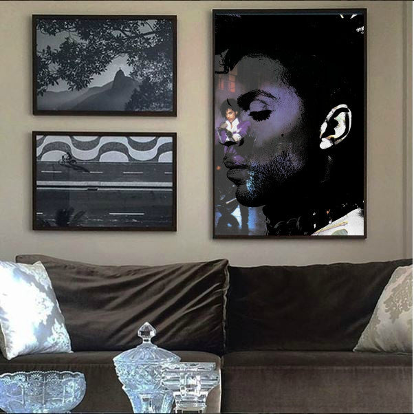 Prince Music Artwork