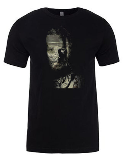 TWD The Walking Dead Rick Grimes T-Shirt Shirt