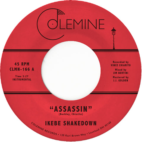 <b>IKEBE SHAKEDOWN</b><br><i>Assassin</i>