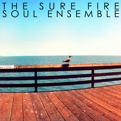 <b>THE SURE FIRE SOUL ENSEMBLE</b><br><i>The Sure Fire Soul Ensemble</i>