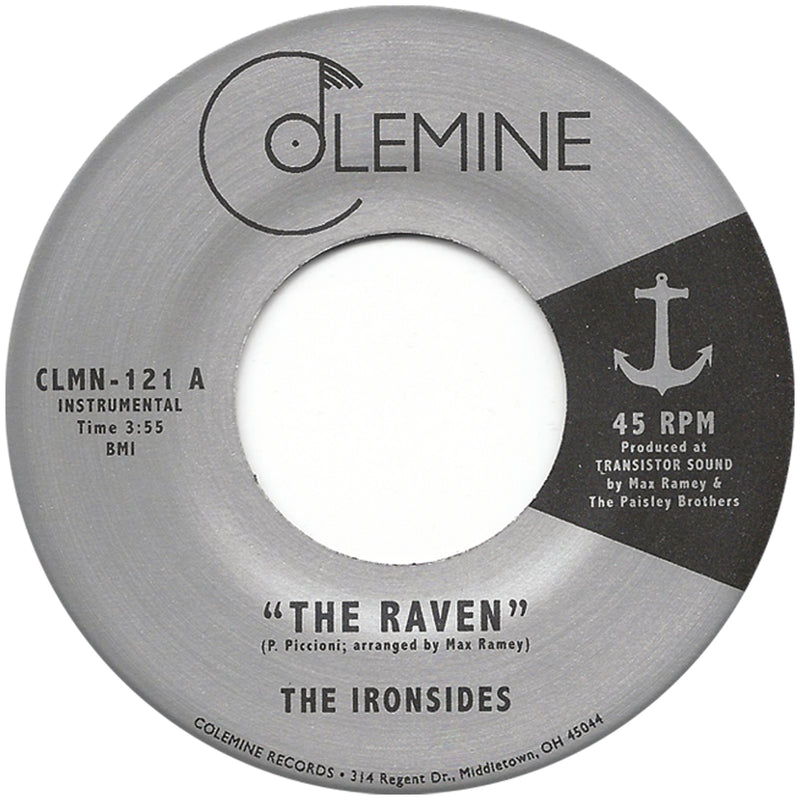 THE IRONSIDES - The Raven