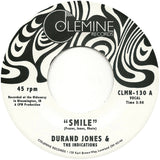 <b>DURAND JONES & THE INDICATIONS</b><br><i>Smile</i>