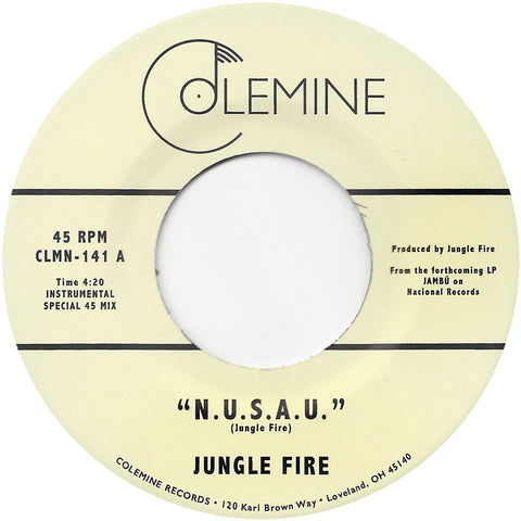 <b>JUNGLE FIRE </b><br><i>N.U.S.A.U.</i>