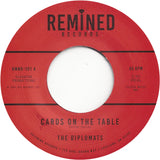 <b>THE DIPLOMATS</b><br><i>Cards On The Table</i>