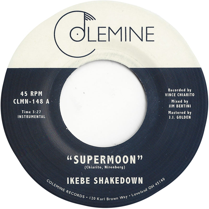 IKEBE SHAKEDOWN - Supermoon