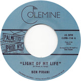 <b>BEN PIRANI</b><br><i>Light Of My Life</i>
