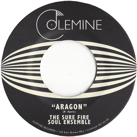 <b>THE SURE FIRE SOUL ENSEMBLE</b><br><i>Aragon</i>