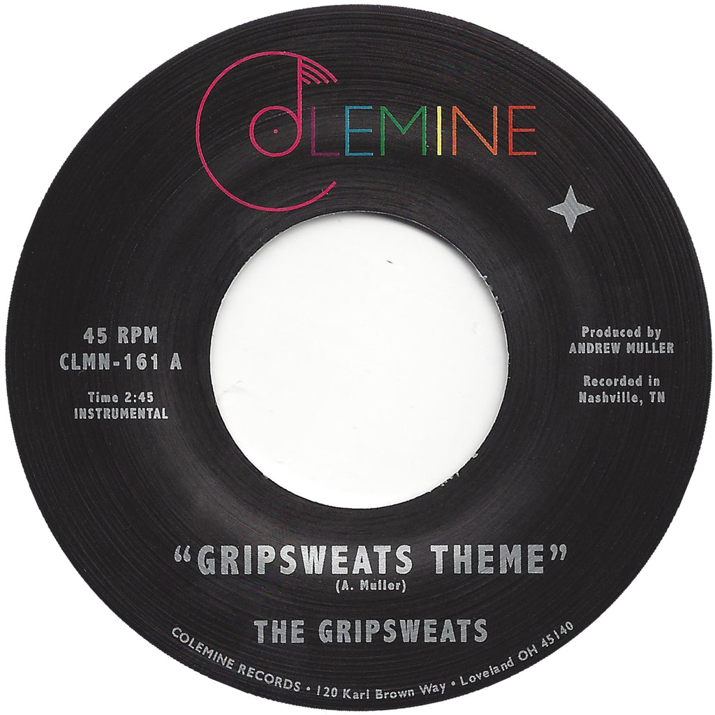 <b>THE GRIPSWEATS</b><br><i>Gripsweats Theme</i>