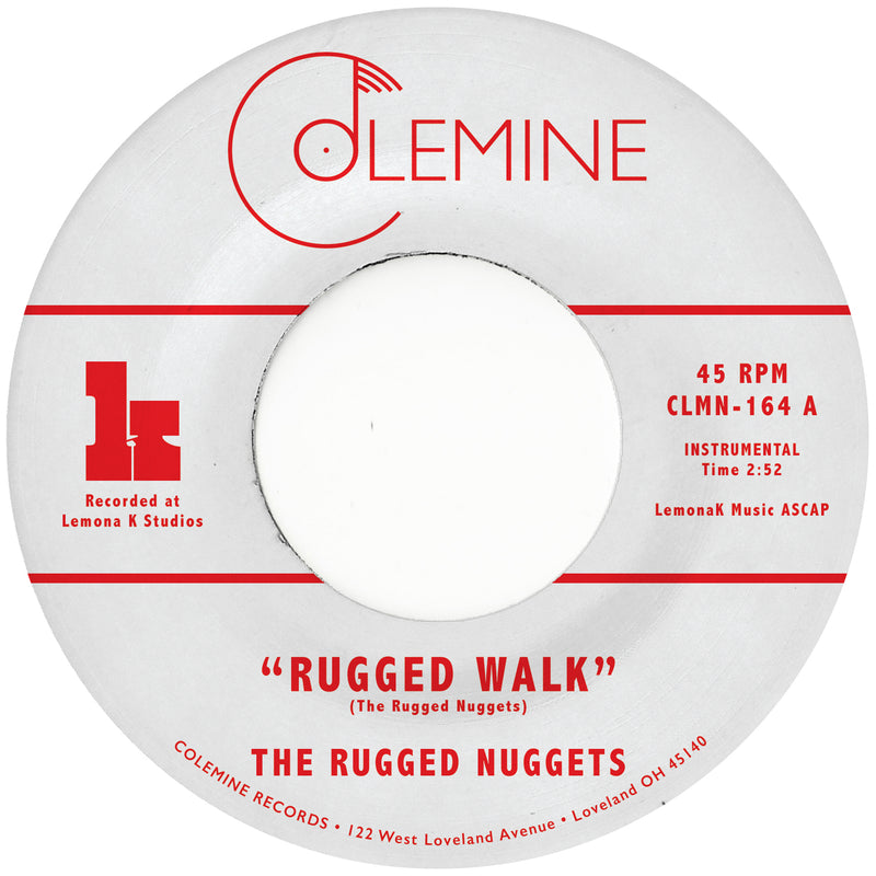 THE RUGGED NUGGETS - Rugged Walk