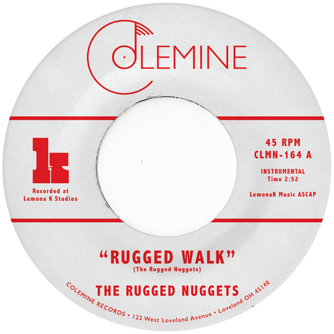 "<b>THE RUGGED NUGGETS</b><br><i>Rugged Walk</i><br><span style=""color: #ff0000;"">Release Date: 4/12/19</span>"