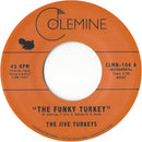 THE JIVE TURKEYS - The Funky Turkey
