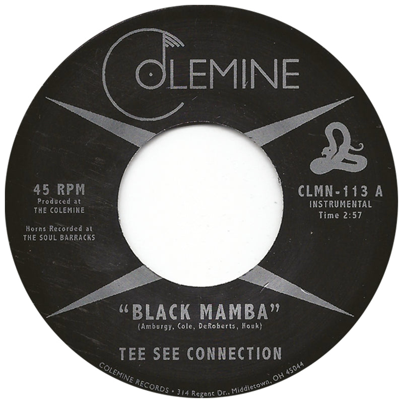 TEE SEE CONNECTION - Black Mamba